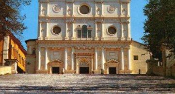 La Basilica di San Bernardino in Abruzzo