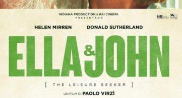 Francesco Piccolo presenta al Duel Village, 'Ella & John - The Leisure Seeker'