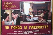 """Femminicidio: una cosa nuova, riflessioni da """"Un mondo di Marionette"""" (1980)"""