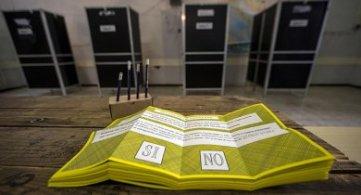 Referendum senza quorum