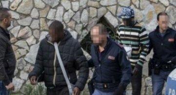 ITALIA: scene da ARANCIA MECCANICA, volute da immigrati ed extracomunitari, ma è vietato chiamarli CLANDESTINI