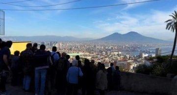 Hermes- turismo e beni culturali, dalla pedamentina a spaccanapoli : trekking urbano