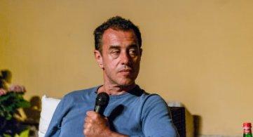 Il regista Matteo Garrone al Duel Village per 'Capua il Luogo della Lingua Festival'