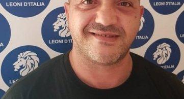 L'imprenditore Massimo Pasquire abbraccia il progetto dei Leoni d'Italia alle amministrative di Santa maria C.V.