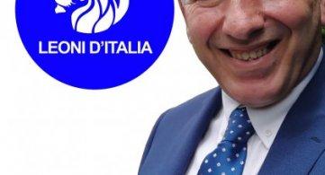 L'imprenditore Giuseppe Gaudiano aderisce al Movimento Leoni d'Italia al fianco del sindaco Antonio Mirra