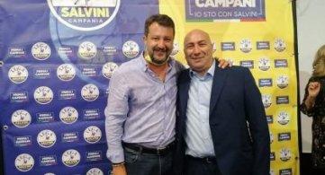 """Michele Martucci, candidato della Lega alle Regionali su Caserta: """" Salvini ci ha dato la carica giusta ed è legato a Terra di Lavoro Questa lista è solida, andremo molto lontano"""""""